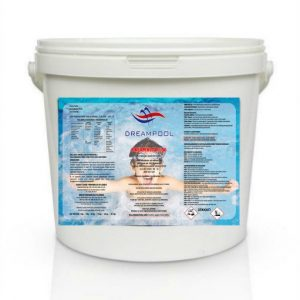 Dream Granül Toz Klor 10 kg Havuz Kimyasalı S.K.T. 2022